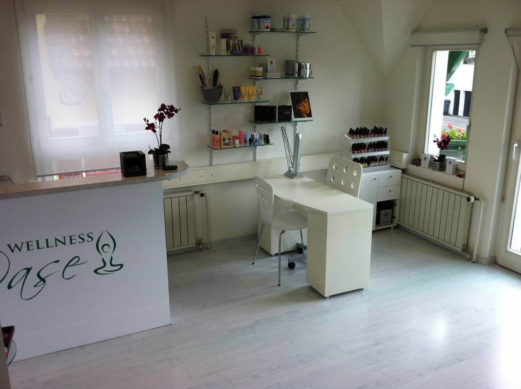 Nailbereich Wellness Beautycenter